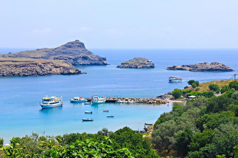 Wyspa Rodos i jej skarby
